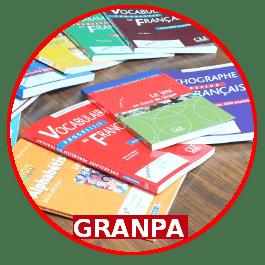 GRANPA : Aide à l'acquisition des savoirs de base et remise à niveau des adultes.