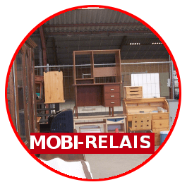 MOBI-RELAIS : Récupération de meubles à l'attention des personnes en difficulté.